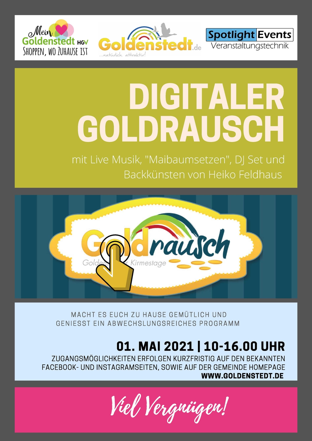 digitaler GOLDrausch 1